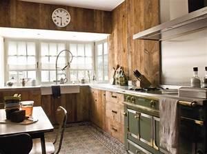 Deco Cuisine Bois : deco cuisine bois naturel ~ Melissatoandfro.com Idées de Décoration