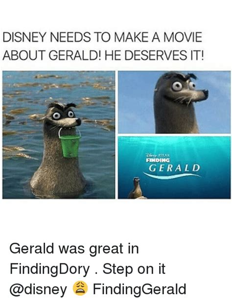 Gerald Memes - 25 best memes about finding gerald finding gerald memes