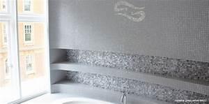 mosaque leroy merlin finest carrelage mural et sol pour With joint salle de bain leroy merlin