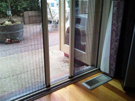 Ideal Retractable Flyscreens Door Screens For French And