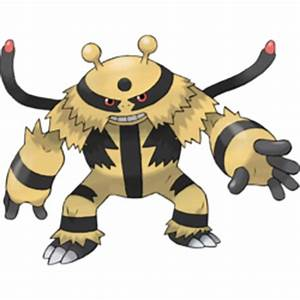 Electivire (Pokémon) - Bulbapedia, the community-driven ...