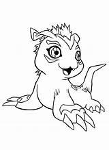 Digimon Coloring Dibujos Colorear Imprimir Kleurplaten Gratis Ausmalbilder Desenhos Colorir Gomamon Coloriage Pintar Colorare Sheets Printable Squad Coloriages Disegni Kleurplaat sketch template