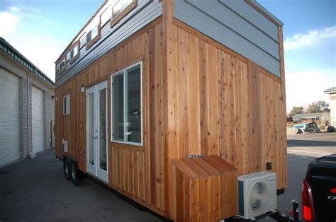 New 26' Shed Roof Tiny House Rv, Finished By Tiny Idahomes