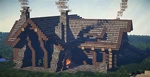 Cosy Rustic Villa – Minecraft House Design