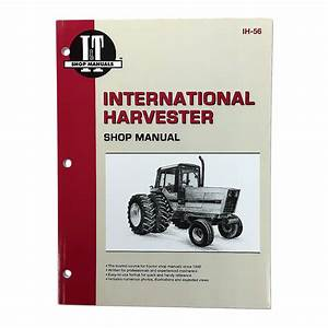 International 234 Tractor Wiring Diagram