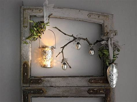 door frame decor 20 rustic christmas decoration ideas for a stylish country chic