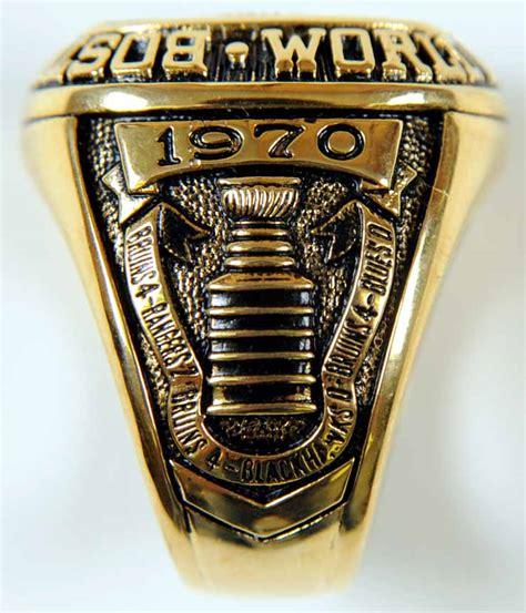 boston bruins replica stanley cup championship ring