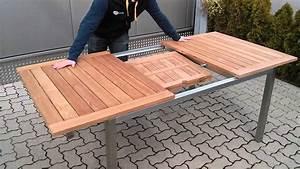 Gartentisch Selbst Bauen : gartentisch holz metall selber bauen ~ Whattoseeinmadrid.com Haus und Dekorationen