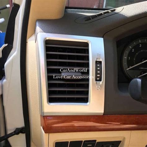 auto air conditioning repair 2010 toyota land cruiser navigation system for 2010 to 2016 toyota land cruiser 200 right left air conditioning ac outlet cover trim