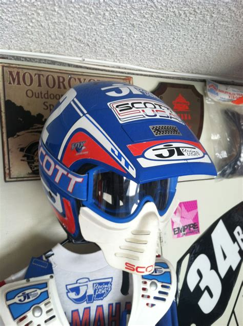 vintage motocross helmet some jt gear old moto motocross forums