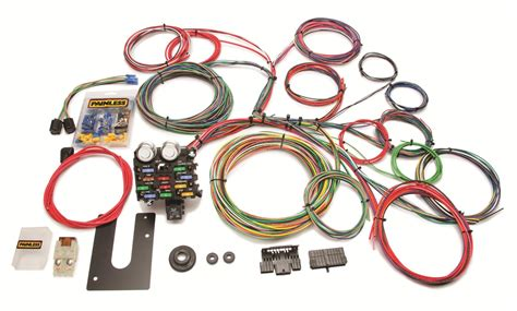 1985 Gmc S10 Wiring Harnes by Painless Wiring 10102 Universal 12 Circuit Harnesss Ebay
