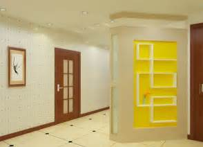 decorative wooden partition wall  modern living room