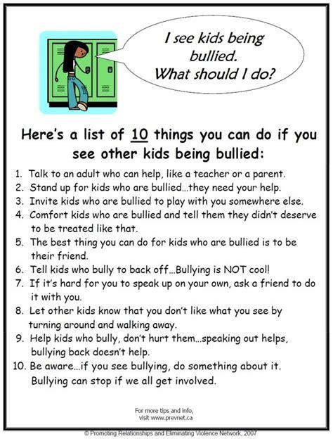 HD wallpapers bullying at school worksheets