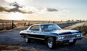File:Supernatural-Impala-Fan-Car Eric-Bates1.jpg - Super-wiki