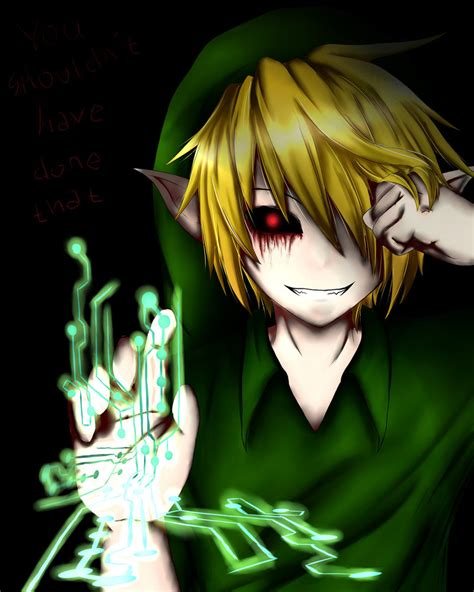 Ben Drowned Anime Wallpaper - ben drowned by ren ryuki on deviantart