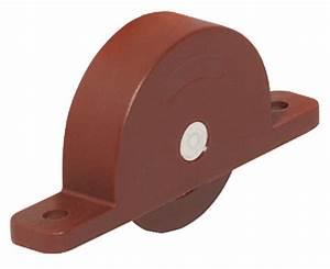 Mortice Roller  For Sliding Cabinet Doors  Light Duty
