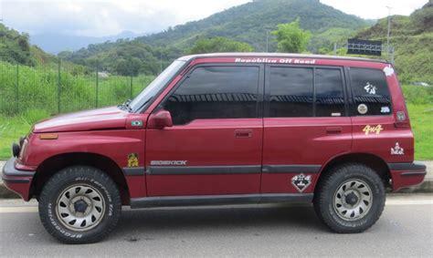 92 Suzuki Sidekick by Vendo Suzuki Sidekick 92 4x4