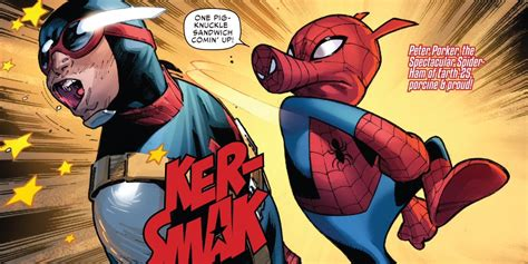 spider ham   characters sony    future