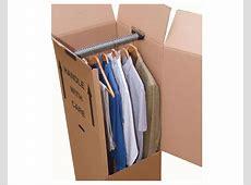 Buy cardboard wardrobe box for moving 3pk
