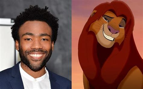 donald glover simba 5 reasons why donald glover makes the perfect simba in the