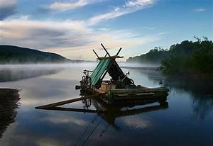 huck finn raft | Transport | Pinterest