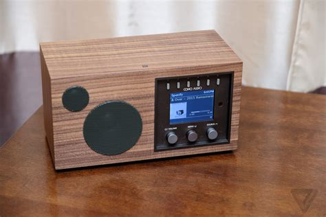 Como Audio's speaker matches classic looks with modern ...