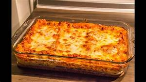 Gugelhupf Rezept Schnell Und Einfach : lasagne selbst gemacht einfach schnell und lecker schritt f r schritt rezept recipe ~ Eleganceandgraceweddings.com Haus und Dekorationen
