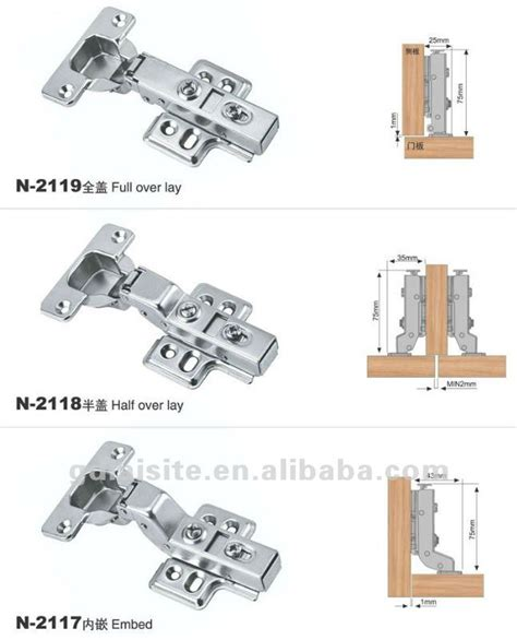 durable economical hydraulic replacement furniture hinges