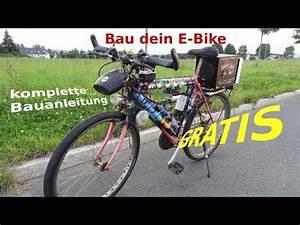 E Bike Selbst Reparieren : g nstiges e bike bauanleitung zombiezellenfahrrad youtube ~ Kayakingforconservation.com Haus und Dekorationen