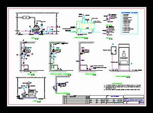 Pump Room System Fire DWG Detail for AutoCAD • Designs CAD