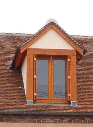 differentes lucarnes et ch 226 ssis de toit