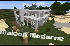 HD wallpapers maison de luxe moderne minecraft tuto sweet-love ...