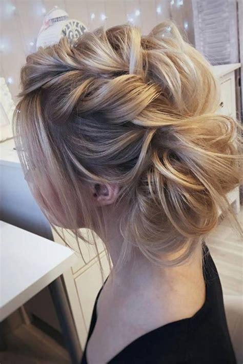 medium hair updo ideas  pinterest hair updos
