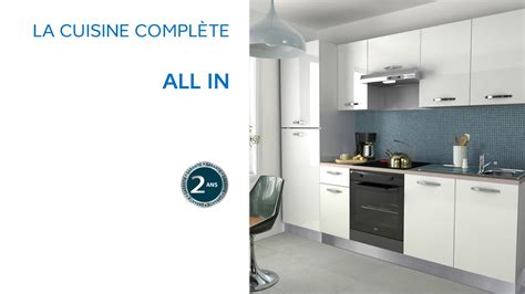 cuisine complète all in 652730 castorama