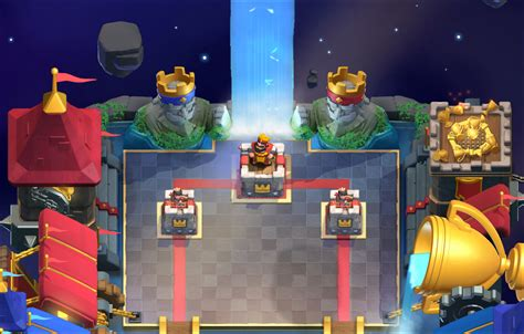 Sneak Peek #03 Nova Arena 11 Anunciada!  Clash Royale Dicas