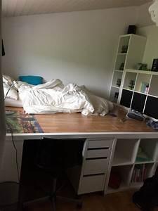 Lit Pour Ado : un incroyable lit estrade pour chambre d 39 ado ~ Melissatoandfro.com Idées de Décoration