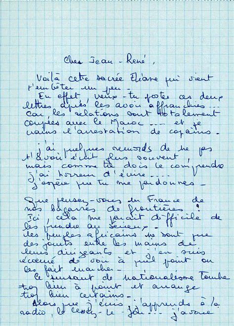 si e e 3 lettres 1963 lettres d algérie parcours et témoignages militants