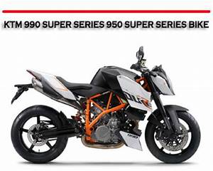 Ktm 990 Super Series 950 Super Series Bike Repair Manual