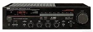 Yamaha Rx-300 - Manual