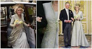 wedding dress of camilla parker bowles With camilla wedding dress
