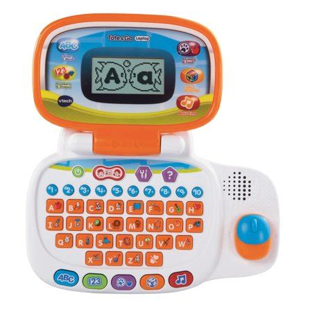 Vtech Learn N Grow Laptop vtech tote go laptop walmart