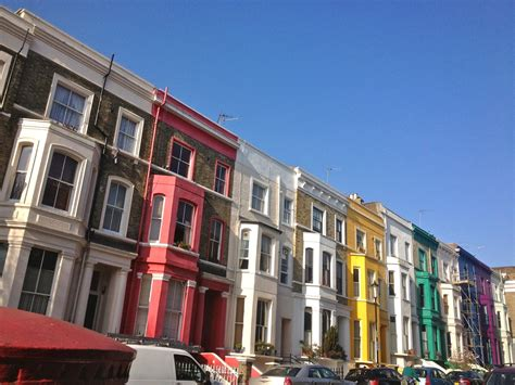 A Wander Down London's Westbourne Grove