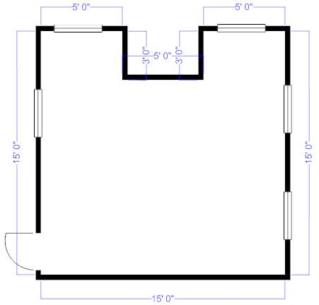 how to floor plans how to measure and draw a floor plan to scale