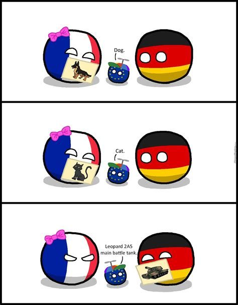 Find the newest germany vs france meme. Learning Animals With Germany And France by bloatarder ...