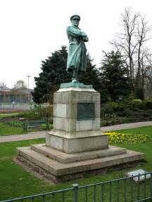 Captain Edward Smith Statue
