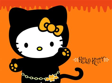 Hello Kitty Halloween Wallpaper Free Hd Backgrounds Images