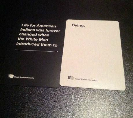 Cards Against Humanity Best Of by What Are Some Of The Best Cards Against Humanity Plays
