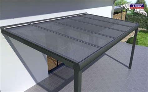 terrassenüberdachung glas alu rexopremium alu terrassen 252 berdachung jetzt auch vorbereitet f 252 r vsg glas terrassen 252 berdachung