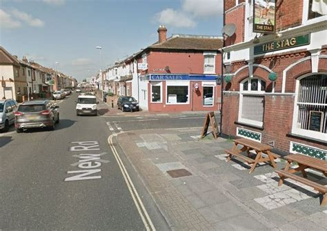 Portsmouth man admits attack on 29-year-old outside pub ...