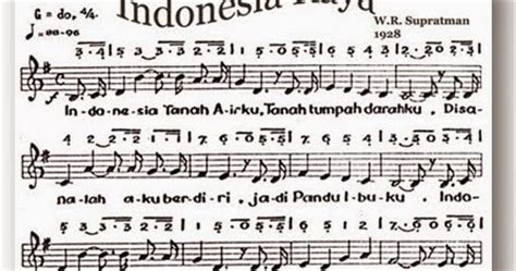 not angka dan not balok lagu indonesia raya not angka lagu indonesia raya